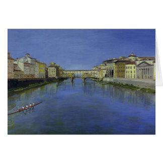 Ponte Vecchio Card