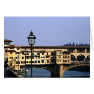 Ponte Vecchio, Florence | Greeting Cards