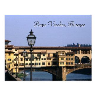 Ponte Vecchio, Florence | Postcard