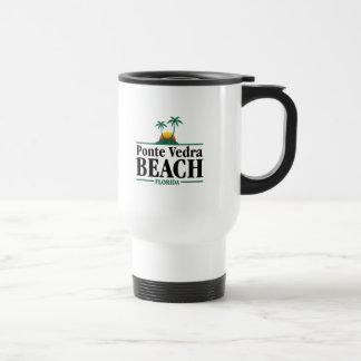 Ponte Vedra Beach Travel Mug