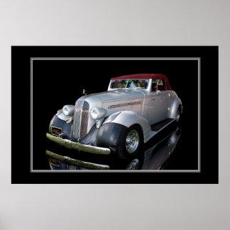 Pontiac 8 poster