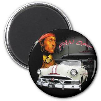 Pontiac Chieftain 1953 Magnet