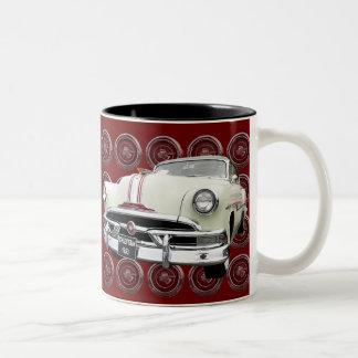 pontiac chieftain 53 Two-Tone coffee mug