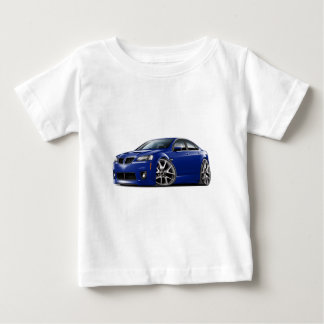 Pontiac G8 GXP Blue Car Baby T-Shirt