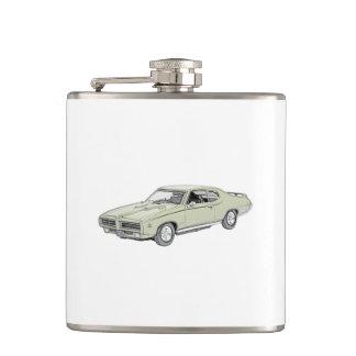 Pontiac GTO 1969 Judge Hip Flask