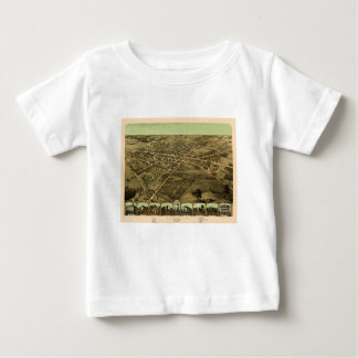 Pontiac Michigan 1867 Baby T-Shirt
