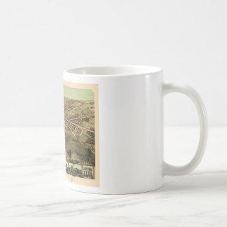 Pontiac Michigan 1867 Coffee Mug