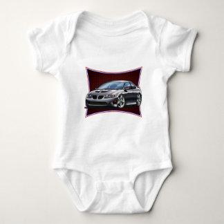 Pontiac_New_GTO_Black Baby Bodysuit