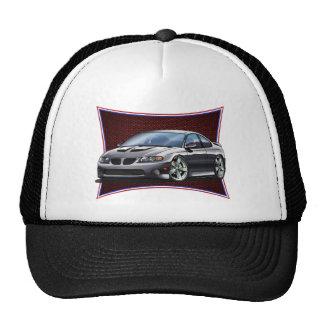 Pontiac_New_GTO_Black Trucker Hat
