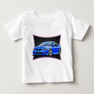 Pontiac_New_GTO_Blue Baby T-Shirt