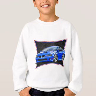 Pontiac_New_GTO_Blue Sweatshirt