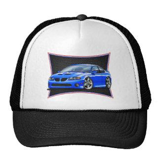 Pontiac_New_GTO_Blue Trucker Hat