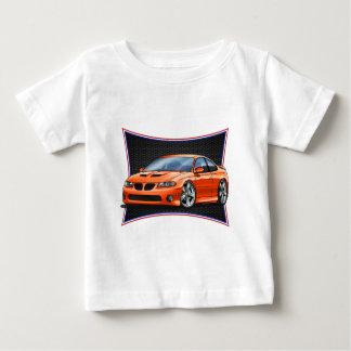 Pontiac_New_GTO_Orange Baby T-Shirt