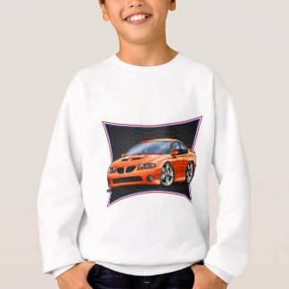 Pontiac_New_GTO_Orange Sweatshirt