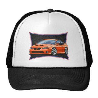 Pontiac_New_GTO_Orange Trucker Hat