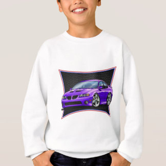 Pontiac_New_GTO_Purple Sweatshirt