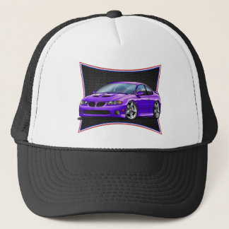 Pontiac_New_GTO_Purple Trucker Hat
