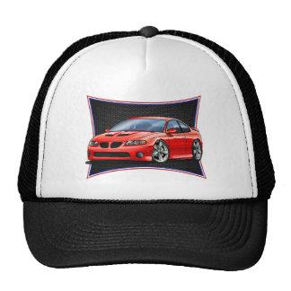 Pontiac_New_GTO_Red Trucker Hat
