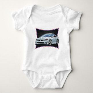 Pontiac_New_GTO_White Baby Bodysuit