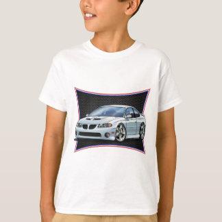 Pontiac_New_GTO_White T-Shirt
