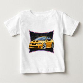 Pontiac_New_GTO_Yellow Baby T-Shirt
