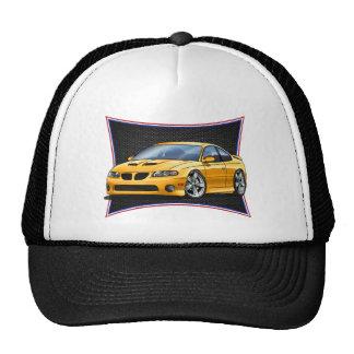 Pontiac_New_GTO_Yellow Trucker Hat