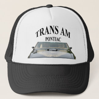 Pontiac Trucker Hat