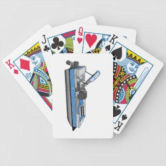 pontoon fun bicycle playing cards