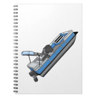 pontoon fun notebooks