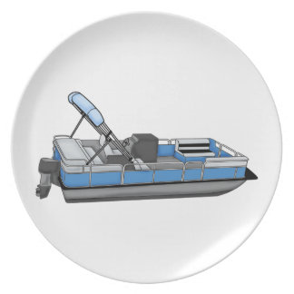 pontoon fun plate