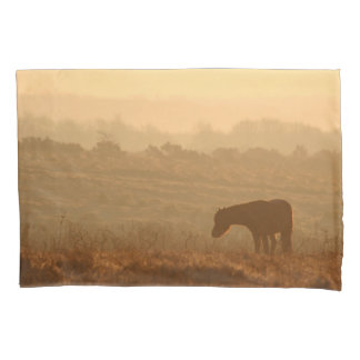 Pony and deer pillowcase