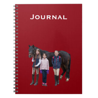 Pony and Kids Notebook