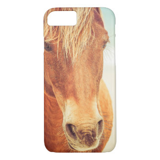 Pony by the Sea iPhone 7 Barely There Case