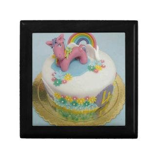 Pony cake 1 gift box