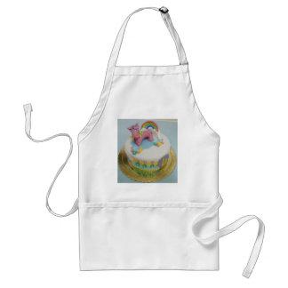 Pony cake 1 standard apron