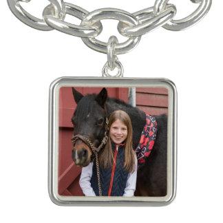 Pony Charm Bracelet - A