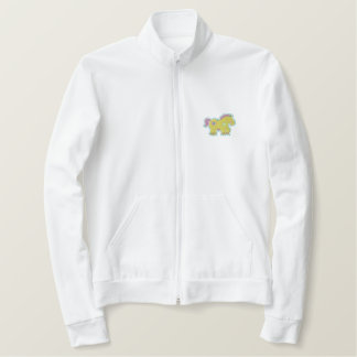 Pony Embroidered Jacket
