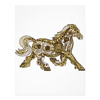Pony Letterhead