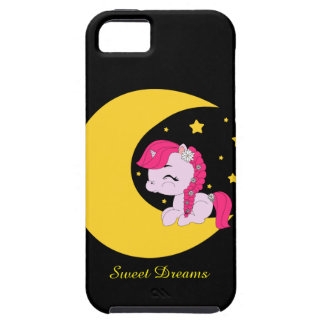 Pony on the moon - iphone 5/s5 case