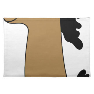 pony placemat