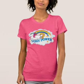 Pony Power Unicorn T-Shirt