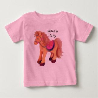 Pony princess baby T-Shirt