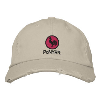 PoNY Railroad Cap