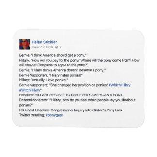 #ponygate meme magnet