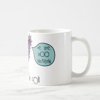 Poo Bacteria Coffee Mug