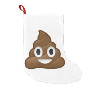 poo emoji xmas christmas stocking