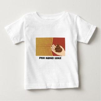 Poo Hand Luke (Baby) Baby T-Shirt
