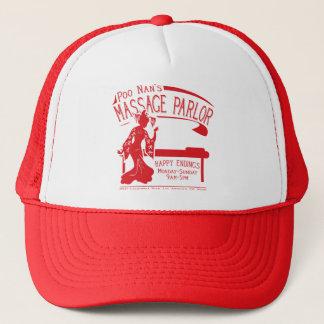Poo Nan's - Happy Endding Trucker Hat
