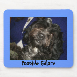 Poochie Galore Mouse Pad