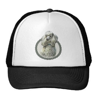 Poodle 001 trucker hat